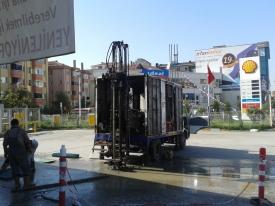 Shell Benzin Madenler